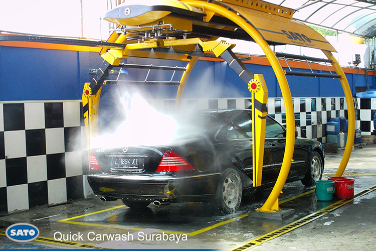 Quick Carwash Surabaya