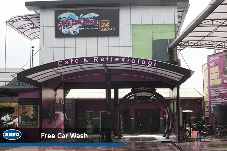 Free Carwash Tangerang
