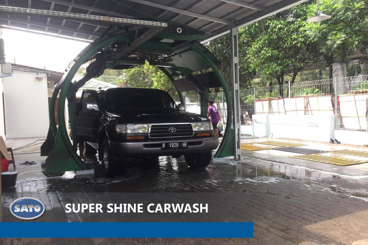 Super Shine Carwash